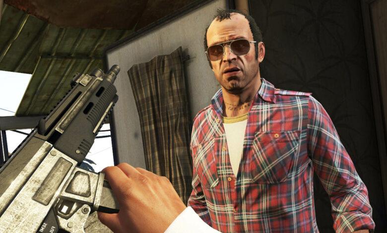 El jugador completa GTA 5 en solo 9 horas sin ser golpeado por oponentes