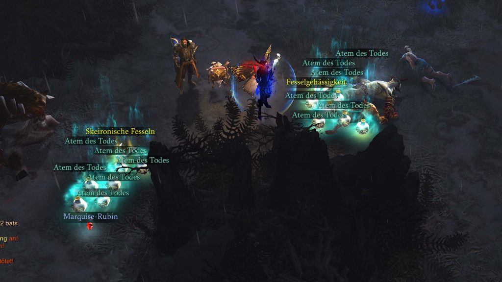 Diablo 3 Breath of Death Nephalem Rift Drop