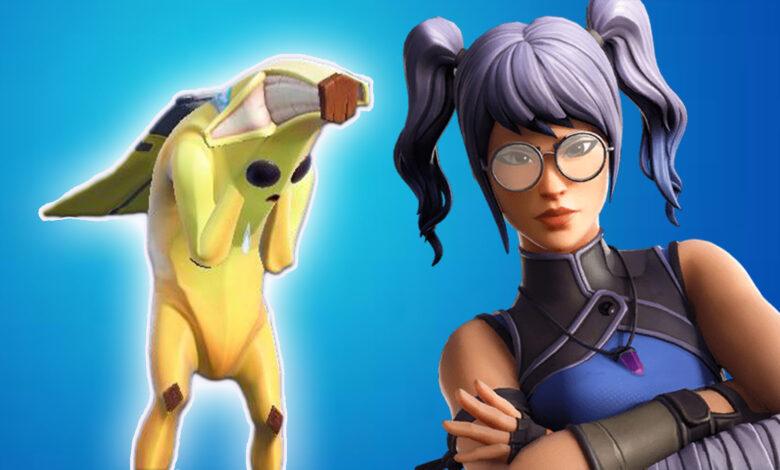 Ey Fortnite, ¿podrías dejar de torturar el plátano?