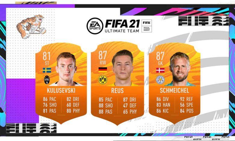 FIFA 21: MOTM - Disponibles las nuevas cartas Man of the Match del 22 de mayo