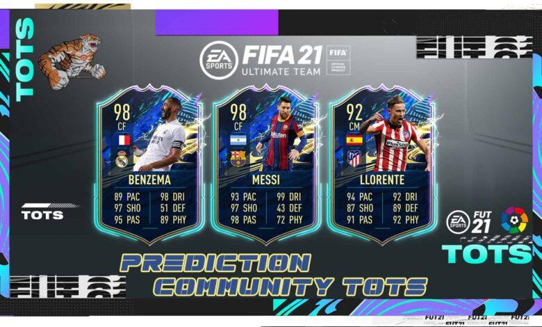 FIFA 21: Predicción TOTS LaLiga - El equipo de la temporada de la Liga española