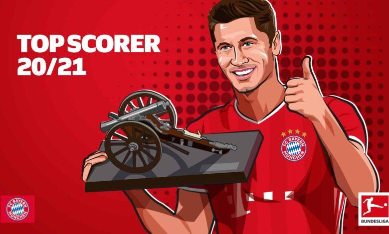 FIFA 21: Robert Lewandowski marca 41 goles en la liga - ¿Llegará la tarjeta Record Breaker?