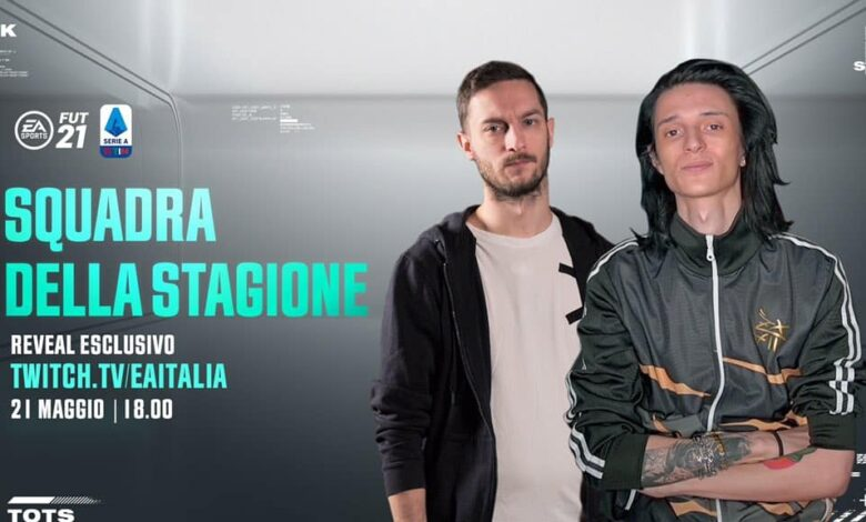FIFA 21: TOTS Serie A - El equipo de la temporada del campeonato italiano