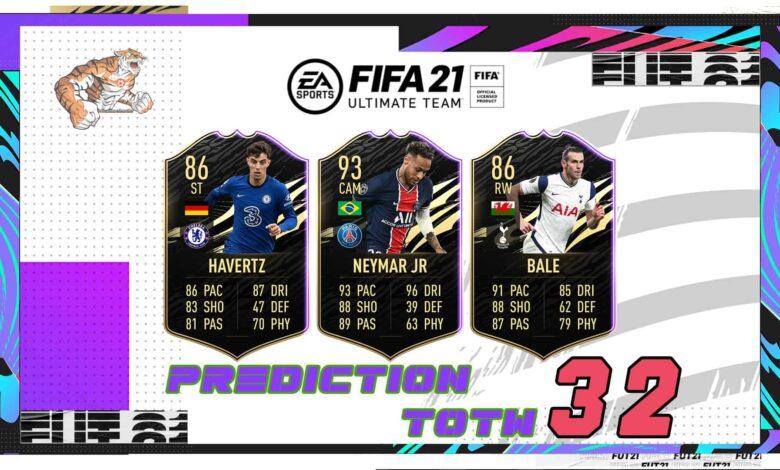 FIFA 21: TOTW 32 - Predicción del nuevo equipo de la semana