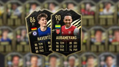 FIFA 21: TOTW 32 ya está en vivo y trae una carta fuerte para Aubameyang