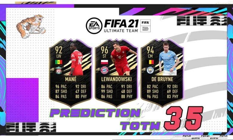 FIFA 21: TOTW 35 - Predicción del nuevo equipo de la semana