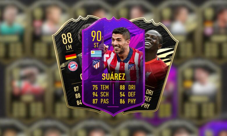 FIFA 21: TOTW 35 ya está disponible y ofrece cartas fuertes para la tormenta