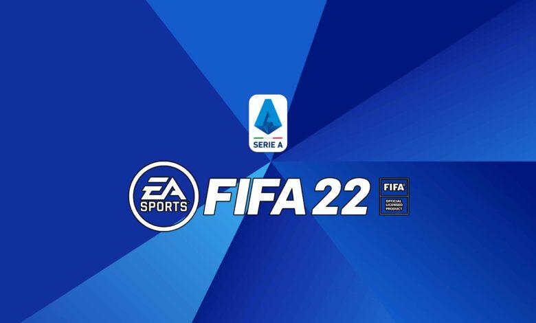 FIFA 22: EA Sports puede haber firmado un acuerdo exclusivo por los derechos de la Serie A TIM