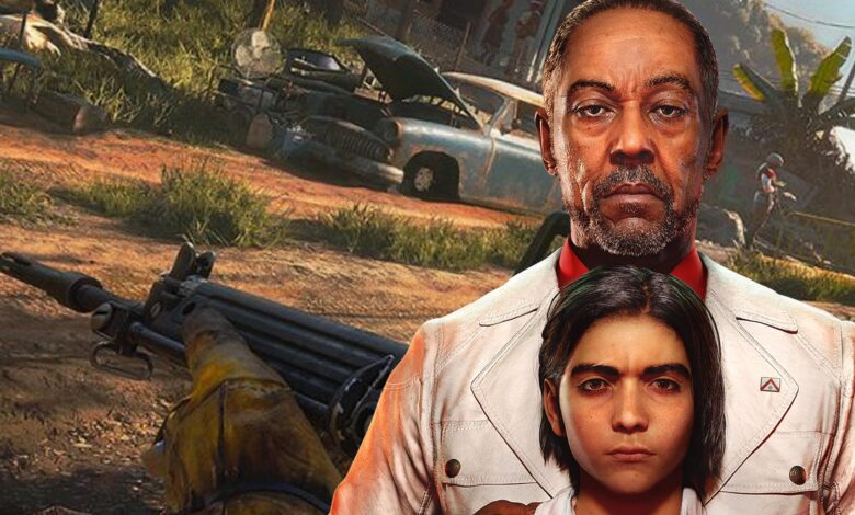 Far Cry 6: tráiler con jugabilidad filtrada: muestra armas y ... amor por los cocodrilos