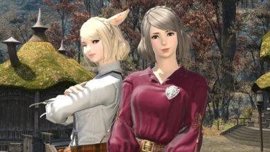 Final Fantasy XIV: así es como consigues todos los peinados para tu personaje