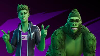 Fortnite: así es como obtienes la máscara de Beast Boy gratis antes de que aparezca en la tienda