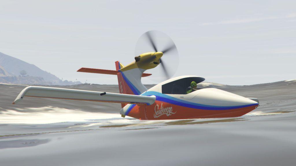 GTA Online Seabreeze 2