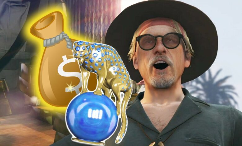 GTA Online: consigue 1,9 millones de dólares ahora en Cayo Perico y hazte rico