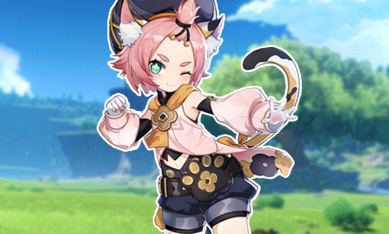 Genshin Impact te da un personaje de 4 estrellas: así es como obtienes a Diona
