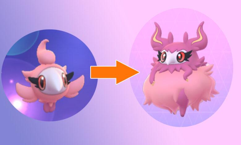 Hay un truco para desarrollar Parfi en Pokémon GO: así es como funciona
