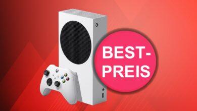 La Xbox Series S está disponible actualmente aquí al mejor precio absoluto