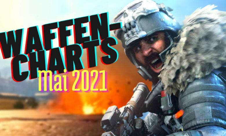 Las 10 armas más populares de CoD Warzone en mayo, con configuraciones de jugador