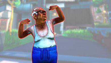 Los jubilados se hacen pedazos en un nuevo y estúpido juego de supervivencia en Steam