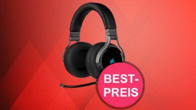 Los mejores auriculares para juegos de Corsair al precio más bajo absoluto en Amazon