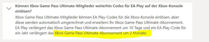 """xbox-schlupfloch """"class ="""" wp-image-680087 """"srcset ="""" http://dlprivateserver.com/wp-content/uploads/2021/05/Malas-noticias-para-los-compradores-expertos-de-Xbox-Game-Pass.jpg 864w, https: //images.mein-mmo .de / medien / 2021/05 / xbox-schlupfloch-300x61.jpg 300w, https://images.mein-mmo.de/medien/2021/05/xbox-schlupfloch-150x30.jpg 150w, https: // imágenes .mein-mmo.de / medien / 2021/05 / xbox-schlupfloch-768x156.jpg 768w """"tamaños ="""" (ancho máximo: 864px) 100vw, 864px """"> Estado de la escapatoria: Cerrado.  <p>Eso significa: Microsoft ha mantenido la idea básica de la conversión. El tipo de cambio se ha ajustado para que el comprador ya no reciba ningún beneficio de él.</p> <p><strong>¿Existen otras lagunas de este tipo? </strong>Todavía existe la posibilidad de ahorrar dinero con Xbox Game Pass con la """"Membresía Xbox Live"""". Explicamos exactamente cómo funciona esta laguna en un artículo:</p> <p>Cuidado, no pagues solo $ 10 por Xbox Game Pass, casi cometo el error</p>   </div><!-- .entry-content /-->  <div id="""