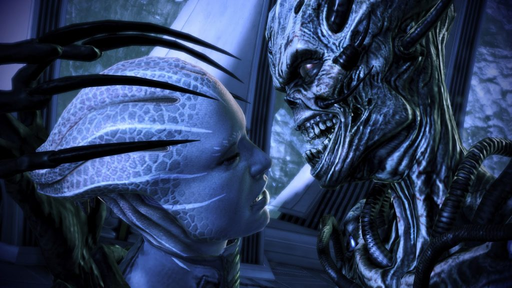 Mass Effect 3 Banshee Asari