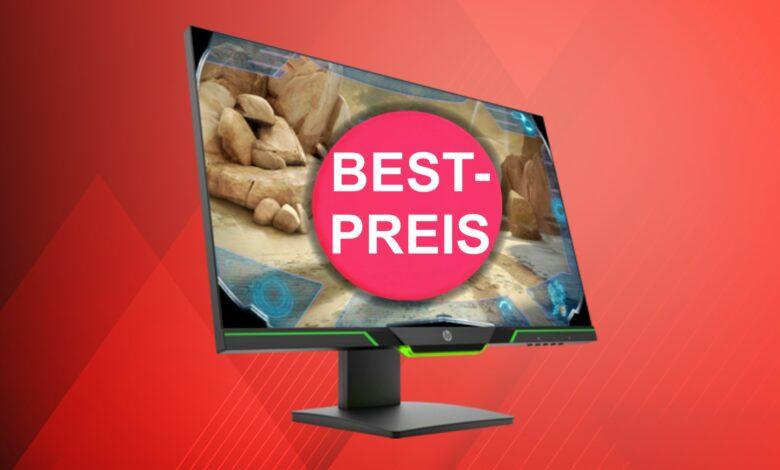 Monitor para juegos HP con 144 Hz, WQHD y más al mejor precio en Otto.de