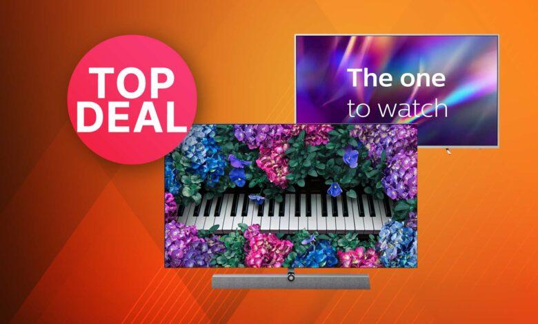 Oferta Saturn: televisor Philips OLED 4K con Ambilight al mejor precio