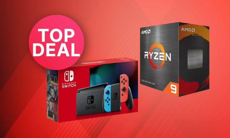 Oferta superior de eBay: AMD Ryzen 5800X y 5900X a un precio superior
