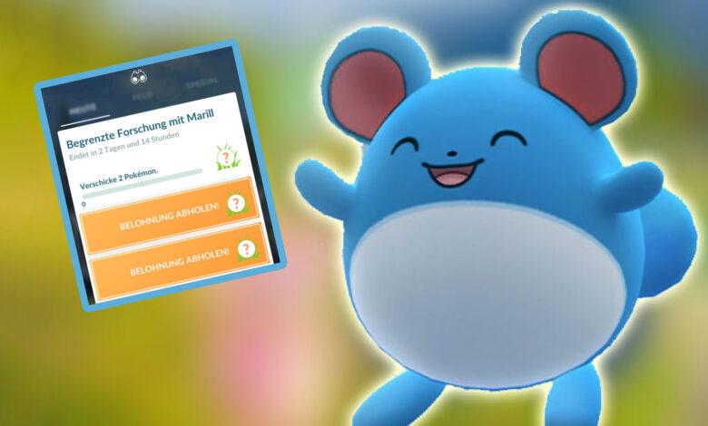 Pokémon GO comienza el evento de Marill demasiado pronto y vale la pena para ti