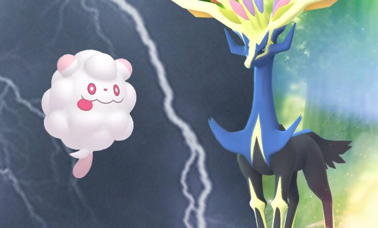 Pokémon GO comienza el nuevo evento Gen 6 mañana: esto es lo que te espera