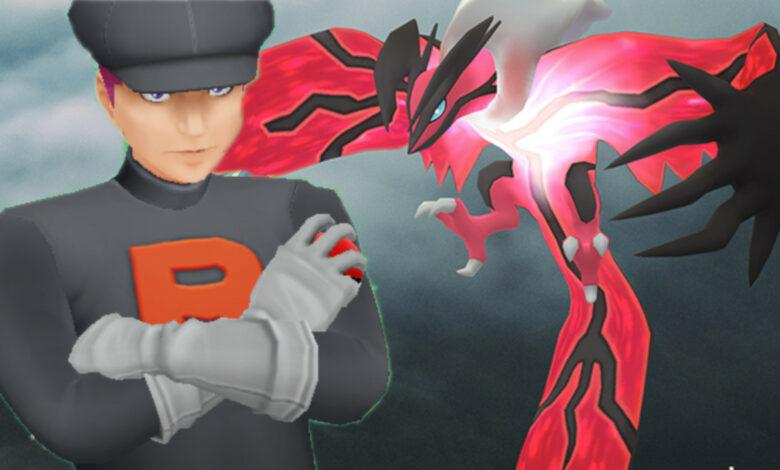 Pokémon GO comienza mañana un gran evento con Yveltal y Team Rocket