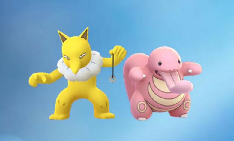 Pokémon GO: los mejores atacantes para la nueva Kanto Cup, que comienza el lunes