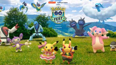 Pokémon GO: nueva información y precio anunciado para GO Fest 2021 - trae 7 nuevos Shinys