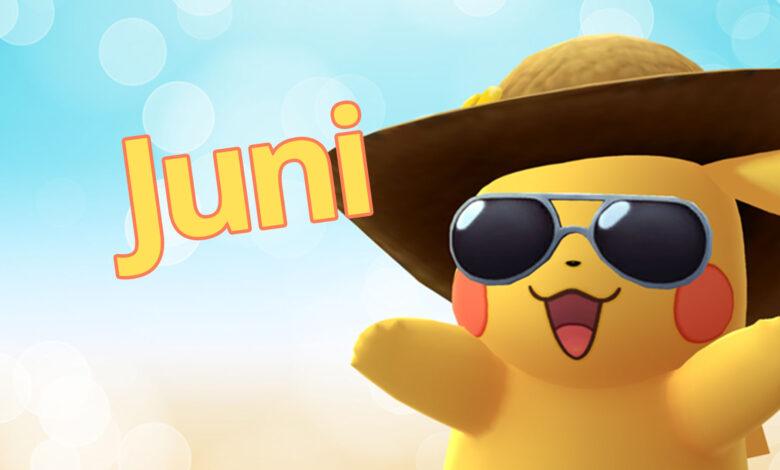Pokémon GO: todos los eventos en junio de 2021, ¿cuál vale la pena?