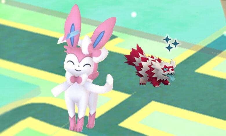 Pokémon GO trae 3x EP, Feelinara y un nuevo Shiny tomorrow