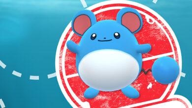 Pokémon GO trae otro evento de Marill el domingo, los entrenadores son molestos