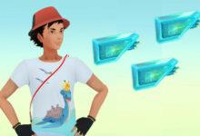 Pokémon GO: usa el módulo de señuelos de lluvia: los desarrollos y los engendros