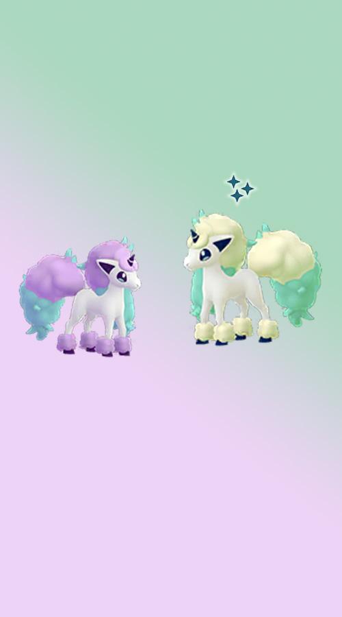 Pokémon GO Galar Ponita y Shiny
