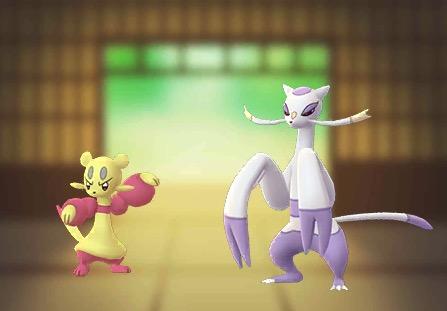 Lin-Fu evoluciona a Wie-Shu