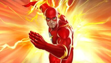 DCUO Flash