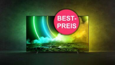 Televisor OLED de Philips con Ambilight al precio más bajo y más en Amazon