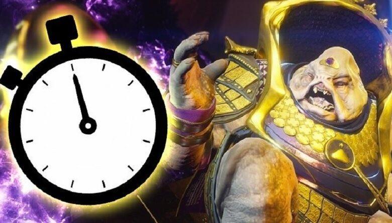 Transmog finalmente está en Destiny 2, pero cuesta más de 24 horas de trabajo por atuendo