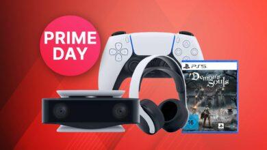 ¿Compró PS5? No debes perderte estas ofertas de Amazon Prime Day