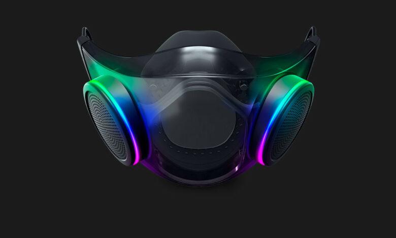 """¿Cuándo podemos comprar la codiciada máscara """"Project Hazel"""" de Razer?"""