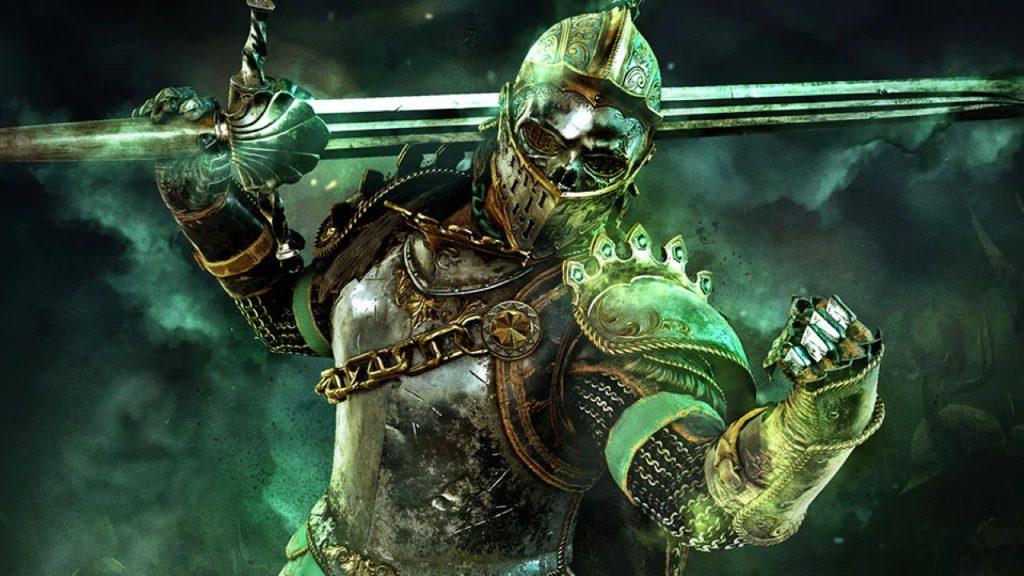 Imagen de portada de For Honor Boss