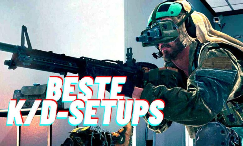 2 configuraciones de armas para rifles de asalto en CoD Warzone que son las mejores para que los jugadores las usen para despejar