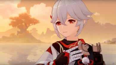 Impacto de Genshin: Leak muestra el banner de Kazuha y realmente podría valer la pena