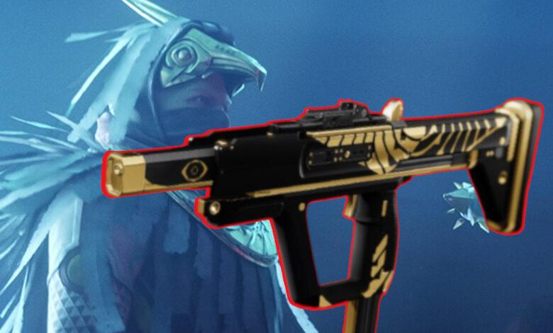 Destiny 2 tiene una nueva y mejor metralleta: esto es lo que hace que la ira de Shayura sea tan fuerte