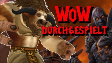 """WoW: El primer jugador ha """"jugado"""" Shadowlands, ha acumulado todos los éxitos."""
