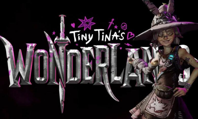 Tiny Tinas Wonderlands: New Borderlands Shooter va a ser tan loco como quieres